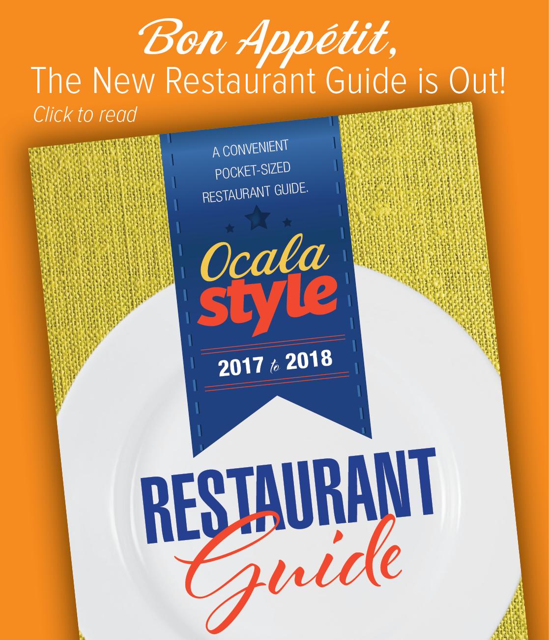 Restaurant Guide 2017-18