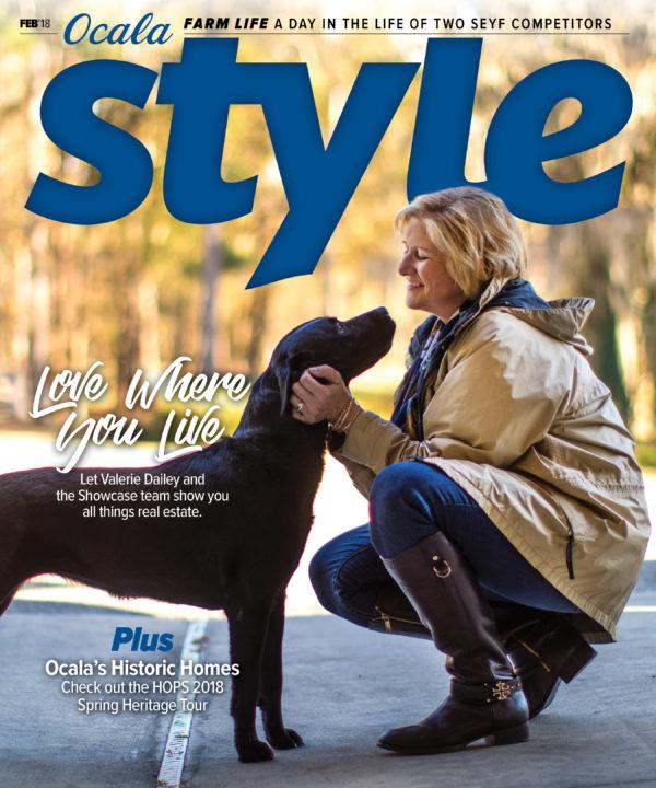 Ocala Style February 2018 Cover