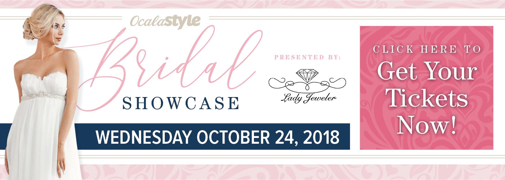 Bridal Showcase 2018 get tickets