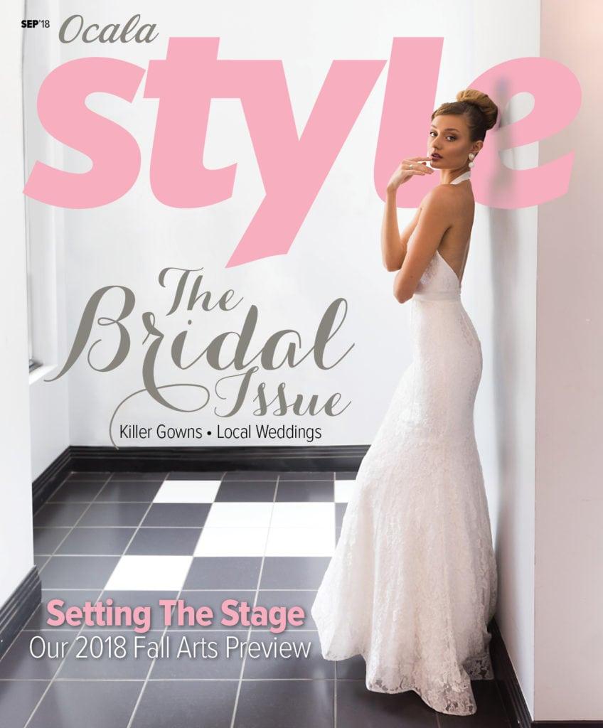 Ocala Style September 2018 Cover