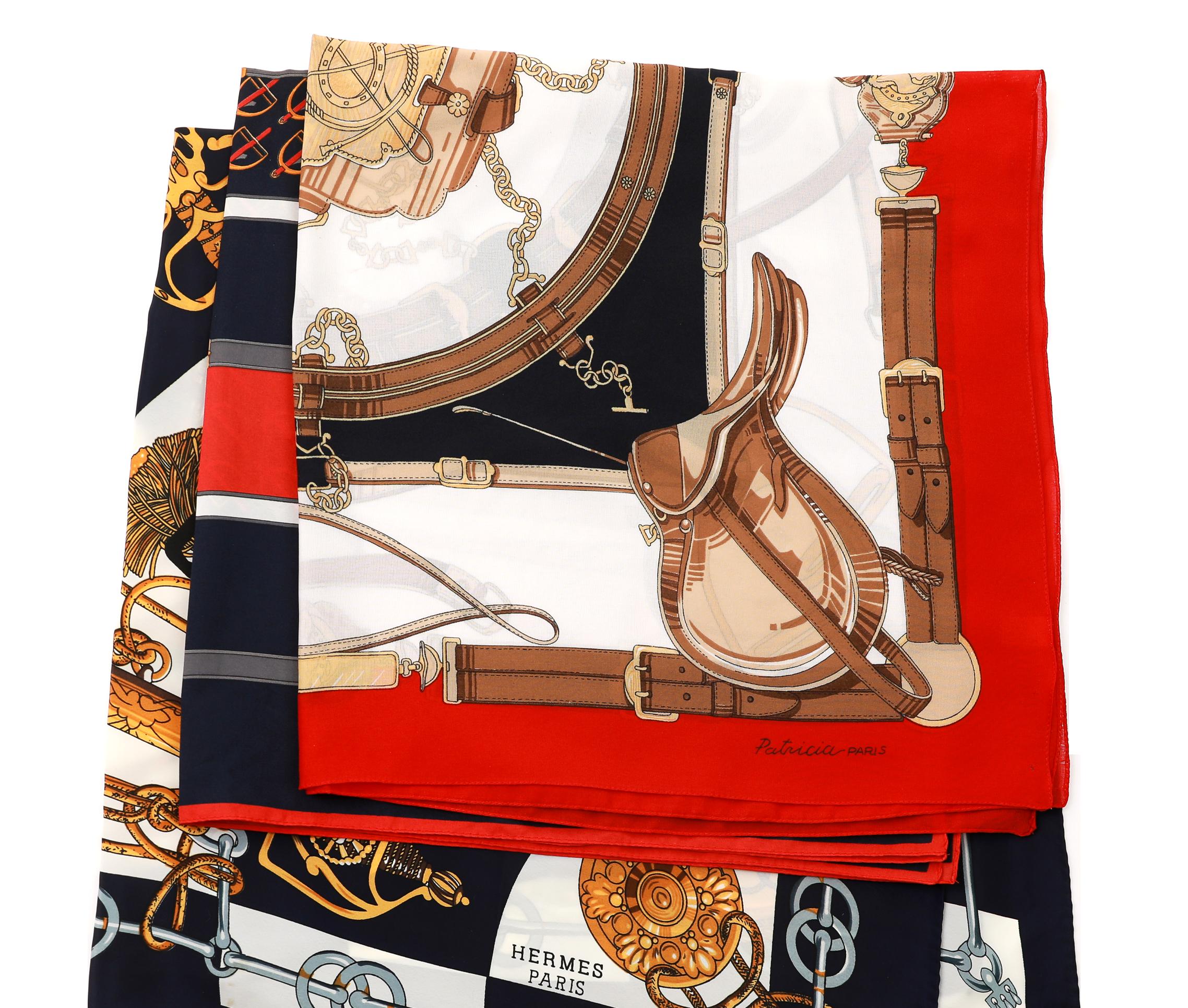 Ralph Lauren silk scarves, Macy's, $48-$50