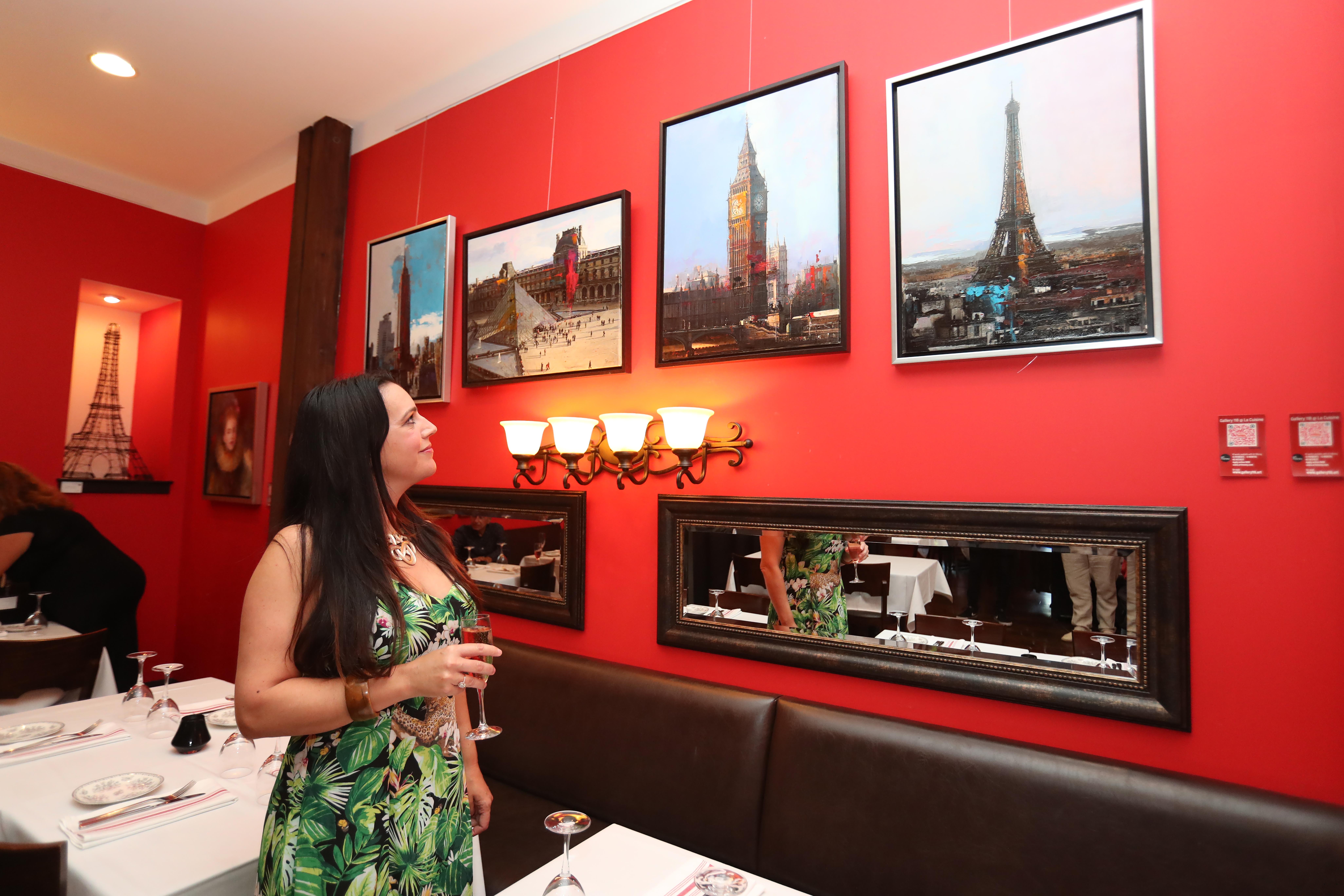 Gallery 118 At La Cuisine